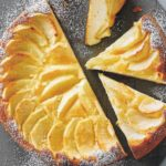 Apfel Käse Torte
