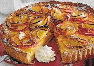Apfel Tarte