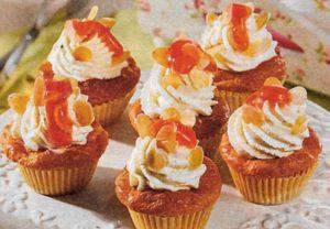 Aprikosen-Aperol Muffins