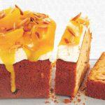 Aprikosen Mandel Buttermilchkuchen