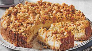 Birnen Streuselkuchen
