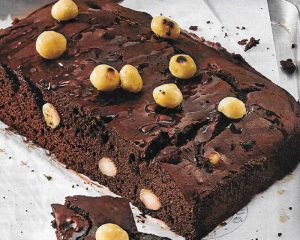 Brownies Nüsse