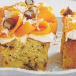 Buttermilch-Mango-Rührkuchen