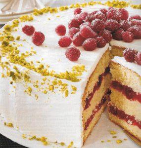 Cranberry Torte