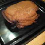 Zuvie Kuchen, zu wenig Form 3