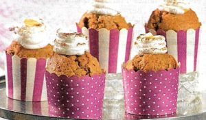 Eierlikör-Mokka-Muffins