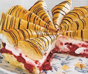 Friesentorte Kompott