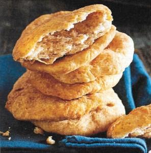 Frittierte Brote