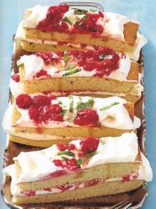Himbeer Earl Grey Kuchen