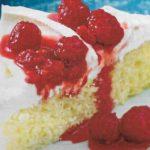 Himbeer Limetten Kuchen