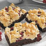 Johannisbeer Brownies