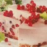 Johannisbeer Quark Torte