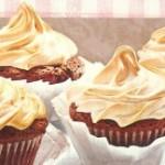 Karamell Schoko Muffins