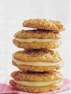 Karottenkuchen-Cookies