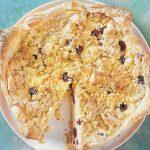 Kirsch Quark Streuselkuchen