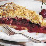 Kirsch Streusel Tarte