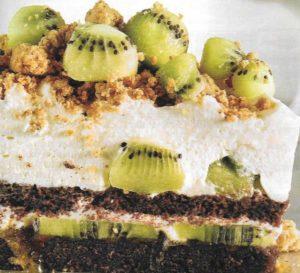 Kiwi Maraschino Torte