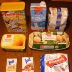 Kuchen Backen mit Mutter 1 Die Zutaten