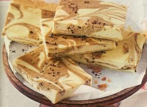 Latte Macchiato Käsekuchen