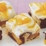 Marmor Aprikosen Kuchen