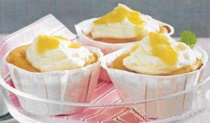 Marzipan Käse Muffins