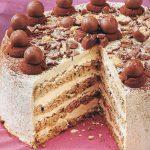 Mokka Walnuss Torte