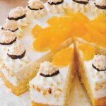 Orangen Torte