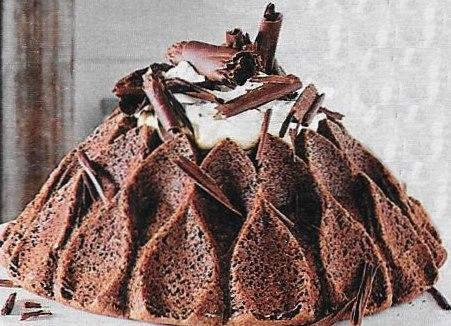Schoko Kasekuchen Mit Himbeeren Kuchen Bild Idee