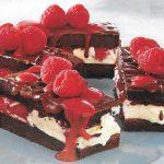 Schokoladen Brownie Barren