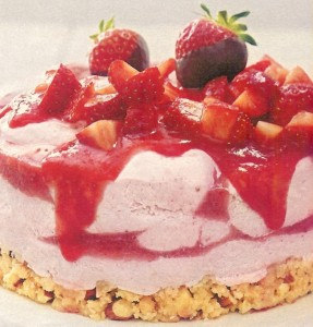 Shortbread Erdbeer Torte