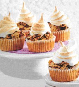 Walnuss-Apfel-Muffins