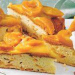 Zitronen Aprikosen Kuchen